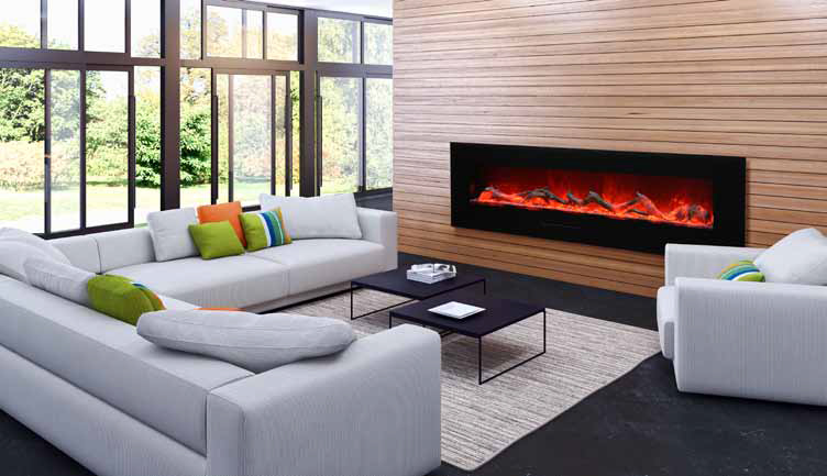 Wall Mount Electric Fireplaces Toronto