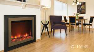advantages-of-wall-mount-fireplace