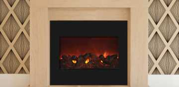 Photo of Sierra Flame Electric Fireplace