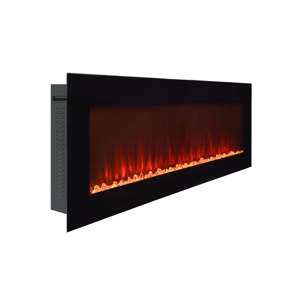 50 Recessed Or Surface Mount Fireplace Electric