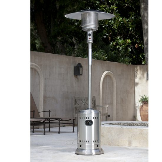10‐SS‐P-patio-heater-outdoors
