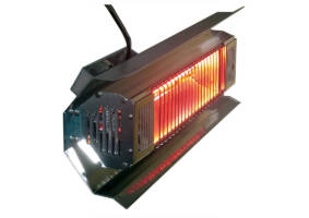 1500 Watt Commercial Grade Wall Mounted Infrared Heater