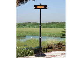 1500 Watt Telescopic Infrared Patio Heater