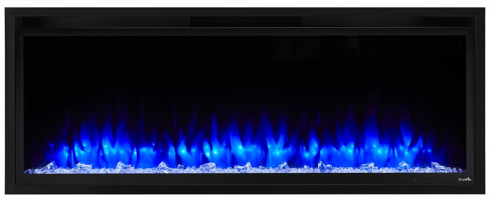 Allusion Platinum 50 blue flame