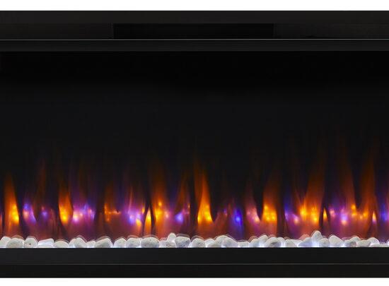 Allusion Platinum 50 Blue orange flame