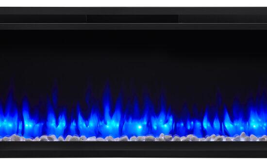 Allusion PLatinum 60 blue flame
