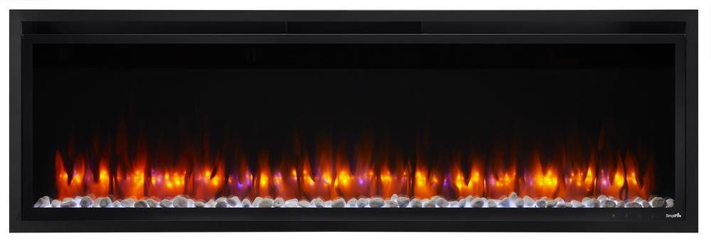 Allusion PLatinum 60 Orange blue flame