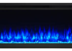 Allusion Platinum 72 blue flame
