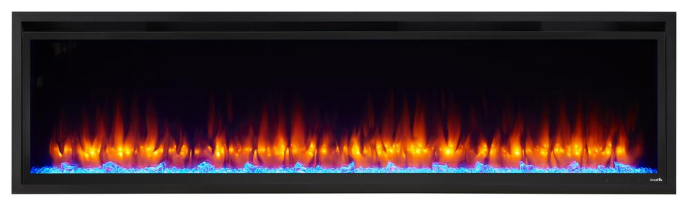 Allusion Platinum 72 orange flame