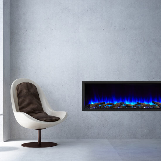 Scion 55 - Photo (Blue Flame Logs white lights Commercial room - 4C Low res)