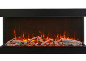 "60"" - 3 sided glass fireplace 60-TRV-XT-XL"