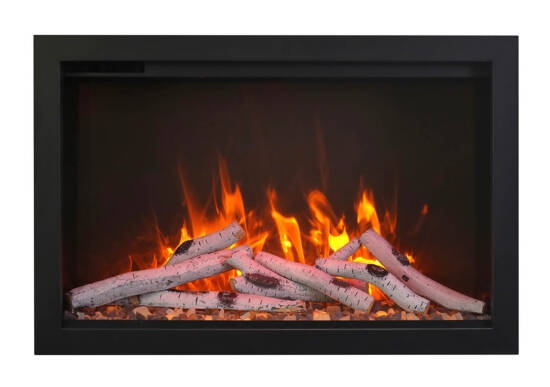 """33"""" Electric Fireplace TRD-33"""
