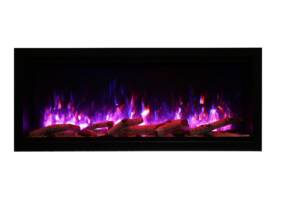 "50"" Extra Tall Clean face Electric Fireplace SYM-50-XT"