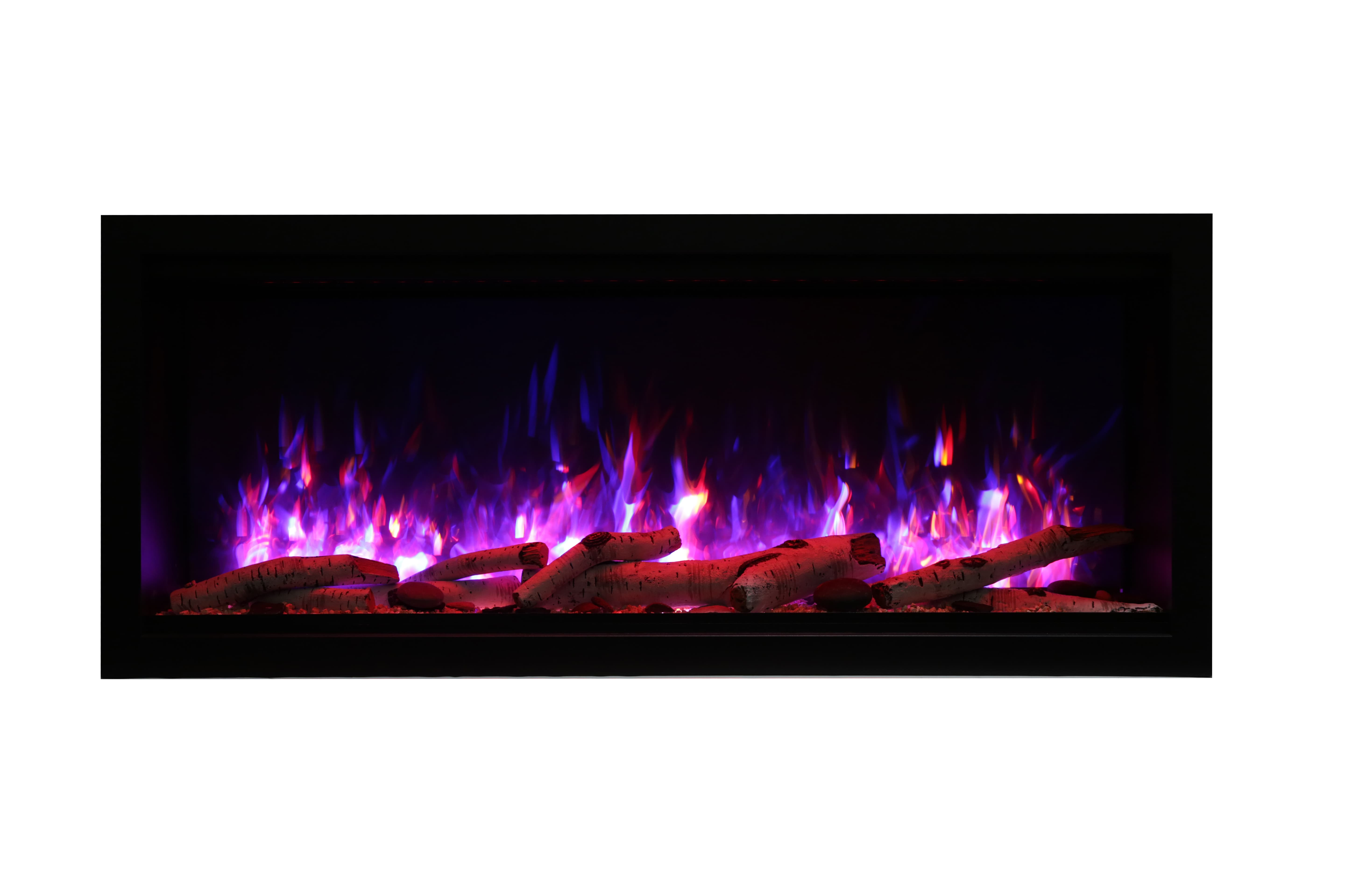 """50"""" Extra Tall Clean face Electric Fireplace SYM-50-XT"""