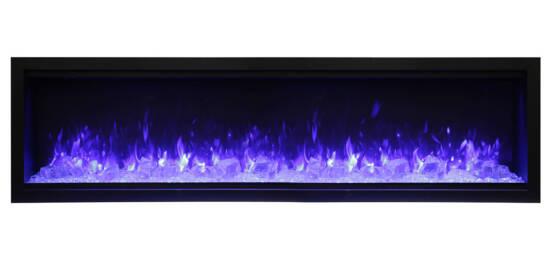 "74"" Extra Tall Electric Fireplace SYM-74-XT"
