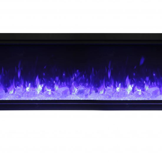 "74"" Extra Tall Electric Fireplace SYM-74-XT"